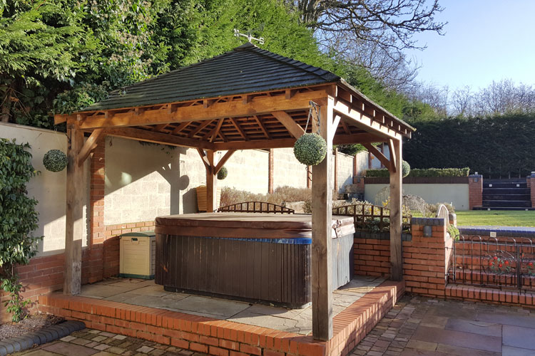 Outdoor Buildings, Structures & Joinery